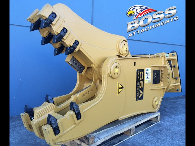 boss attachments osa rs series demolition shears  - in stock 446775 041