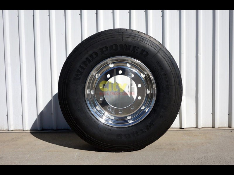other 10/335 11.75x22.5 super single rim & tyre package 448575 003