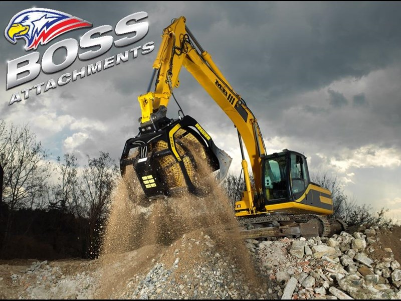 mb screen buckets boss mb s18 screening bucket - in stock 450584 015