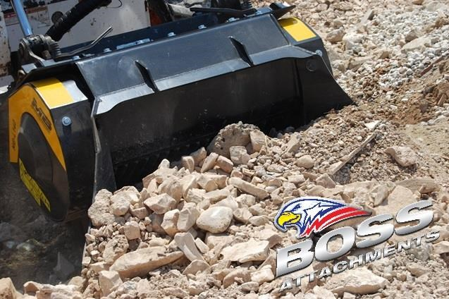 mb boss-mb l 140 crusher bucket in stock 450598 005