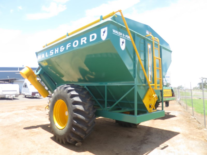 walsh & ford 16t chaser bin 451431 011