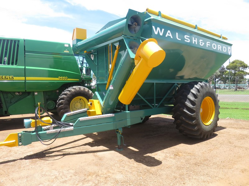 walsh & ford 16t chaser bin 451431 001