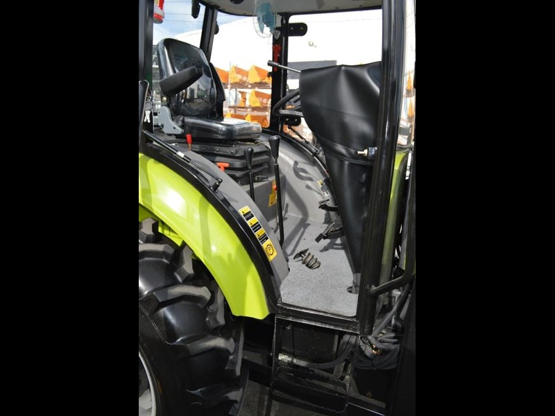 agrison agrison 60hp ultra g3 + turbo + aircon + 6ft slasher + tinted windows 129373 051