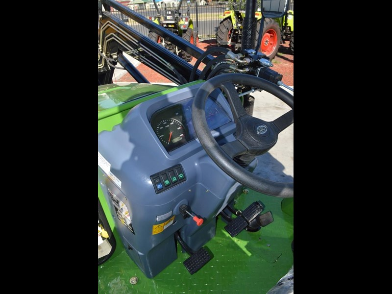agrison 80hp cdf 4x4 4in1 bucket - 5 year warranty, free 6 ft slasher 455374 057