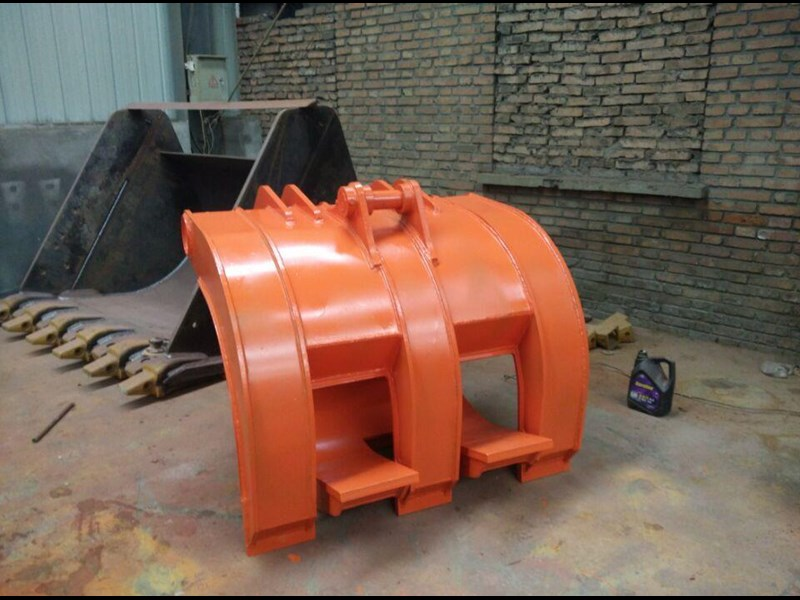 ausmetal are manual 35-40 ton log grab grapple 453623 005