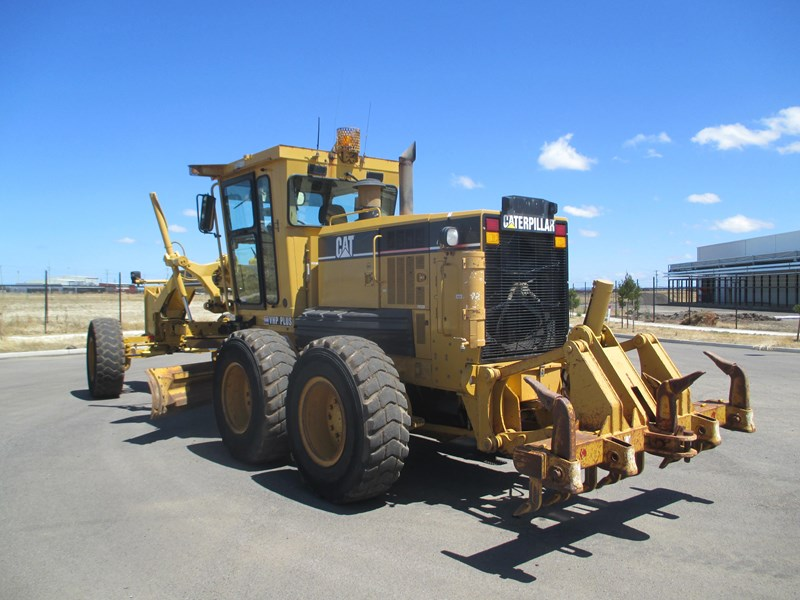caterpillar 12h series ii (also available for hire) 459135 001