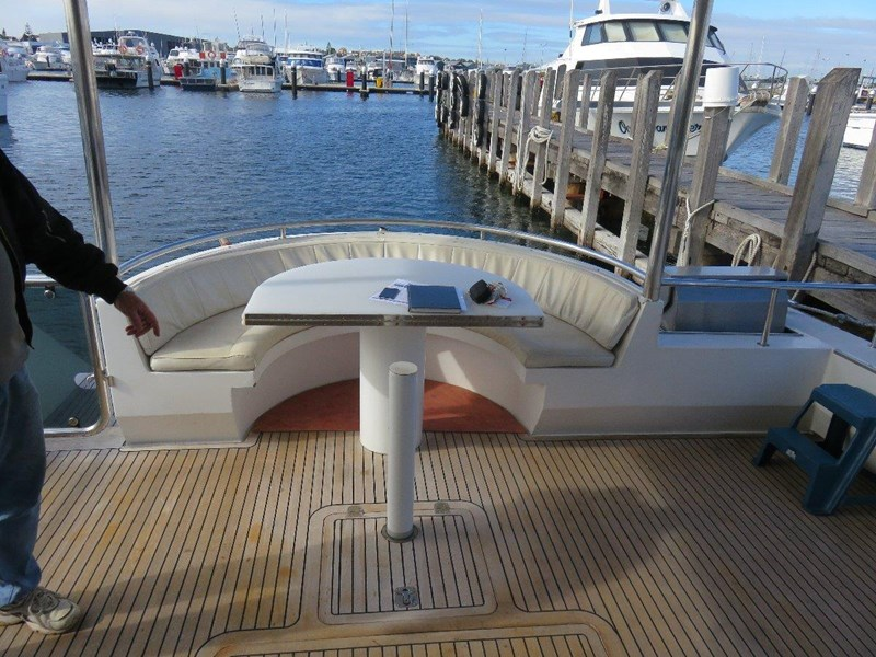 custom 16.95m mark ellis 2001 charter boat 460520 019