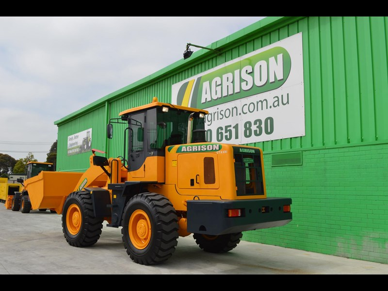 agrison tx936 3500kg lift 12tonne cummins5.9l 150hp 5yr warranty 211655 023