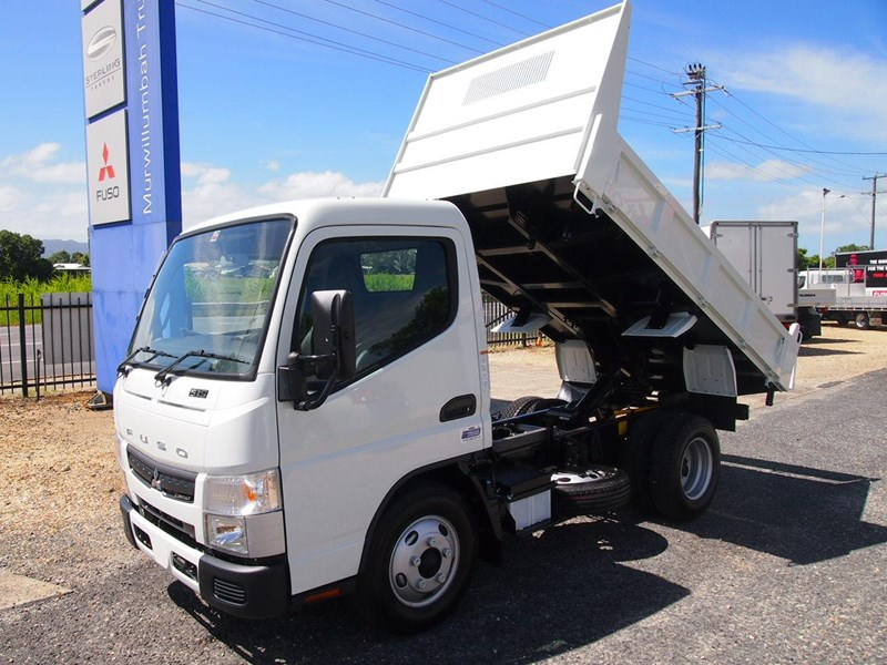 fuso canter 515 factory tipper 414787 001