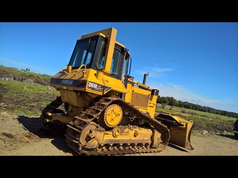 caterpillar d6m xl 463890 009