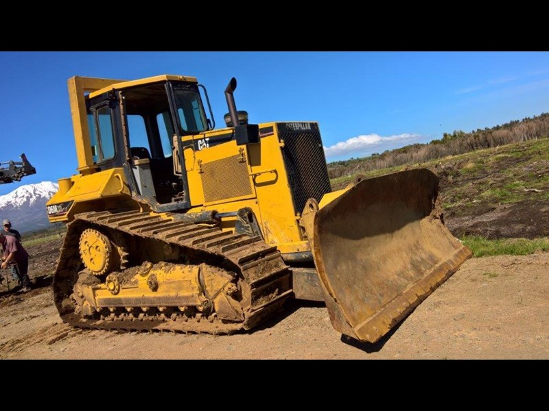 caterpillar d6m xl 463890 005