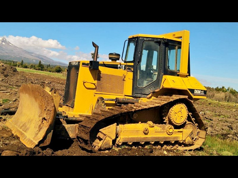 caterpillar d6m xl 463890 007