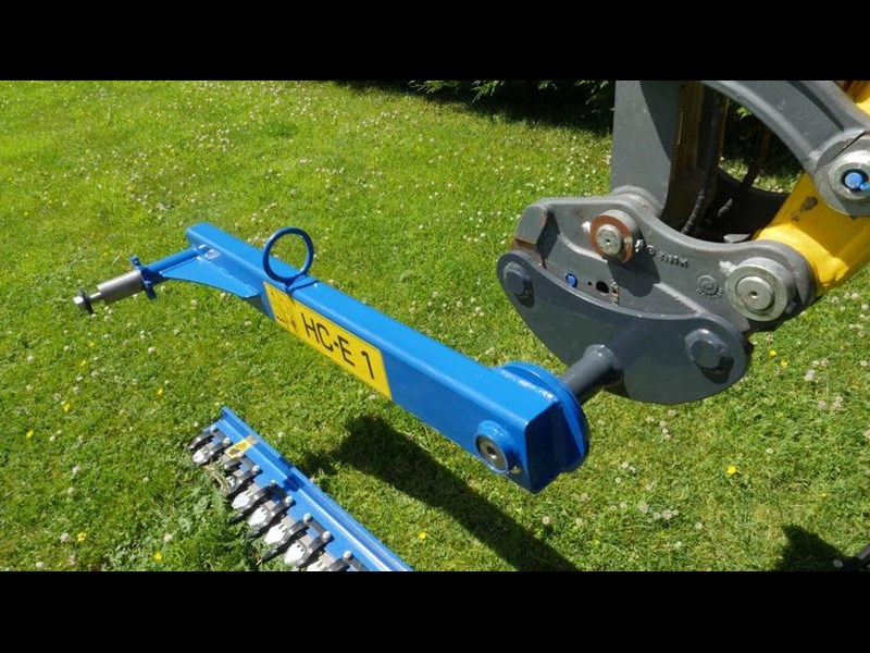 slanetrac hc-150 hedge trimmer 466426 031