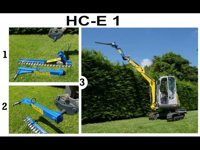 slanetrac hc-150 hedge trimmer 466426 033