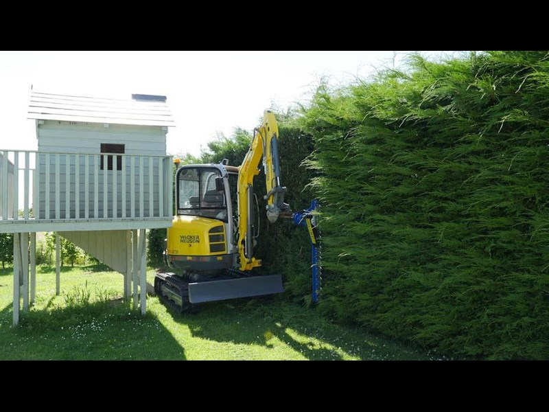 slanetrac hc-180 hedge trimmer 466543 029