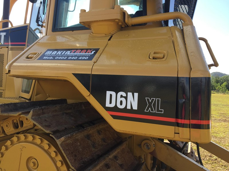caterpillar d6n xl 468101 021