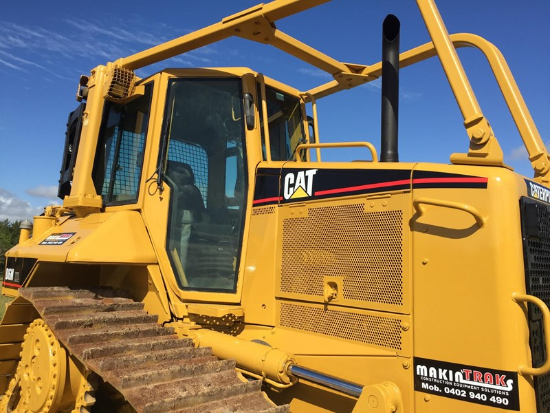 caterpillar d6n xl 468101 027