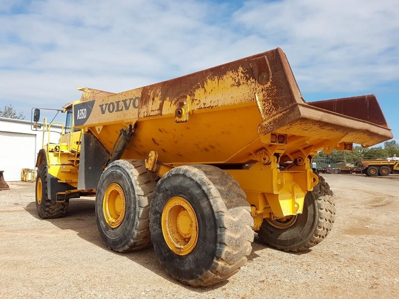 volvo a35d 471302 009