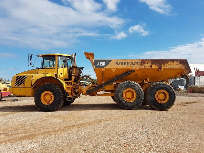 volvo a35d 471302 011