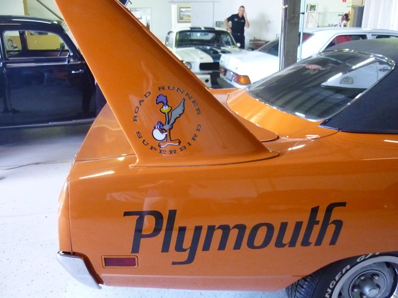 plymouth road runner 473586 011