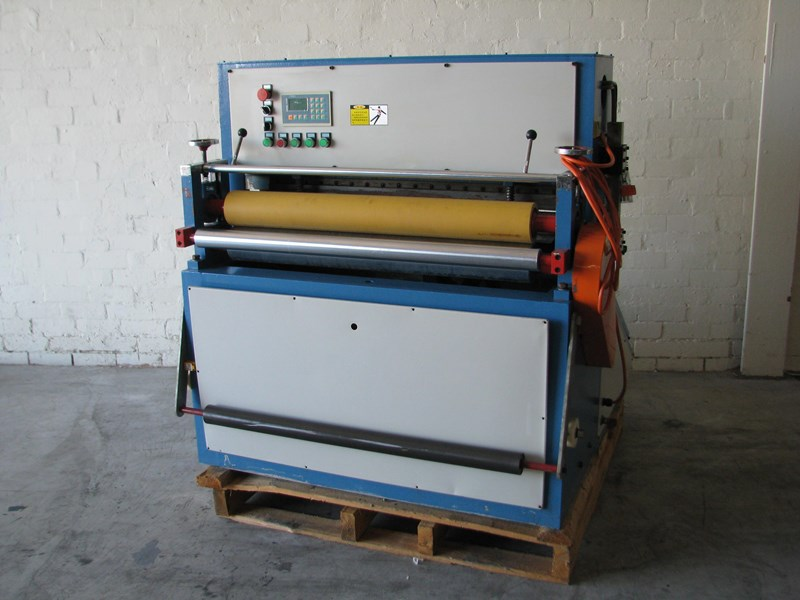 other industrial sheet roll sheeter guillotine - 1m long blade 474808 001