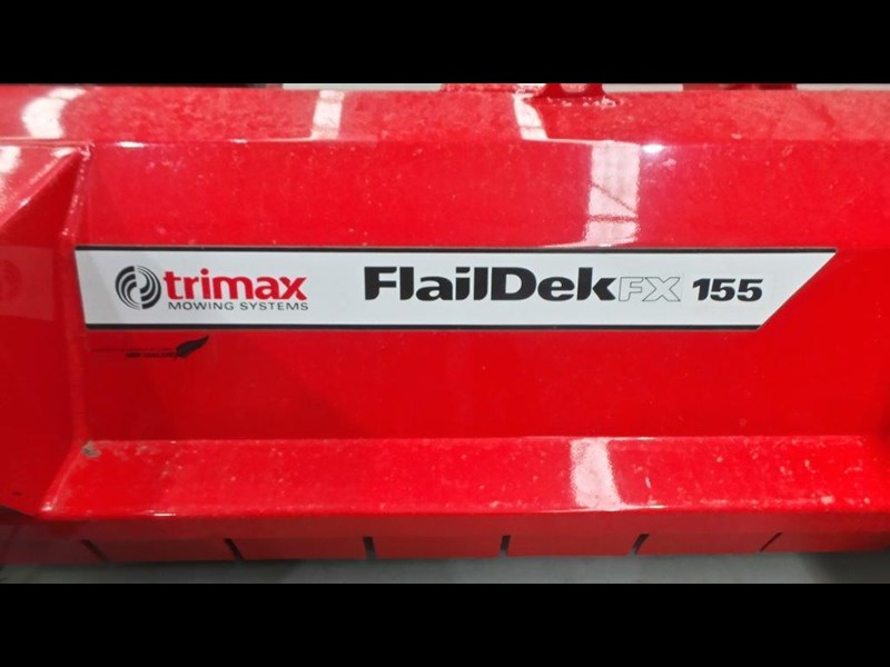 trimax flaildek fx 155 flail mower 475315 009