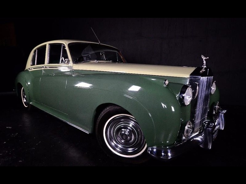 rolls-royce silver cloud i 481141 001