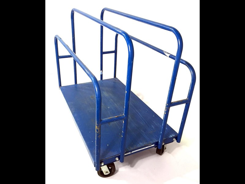 unknown timber sheet trolley 491730 003