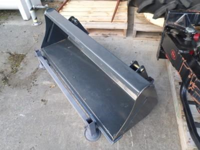 custom other 50 /60 hp tractor bucket 1.4 w 492612 009