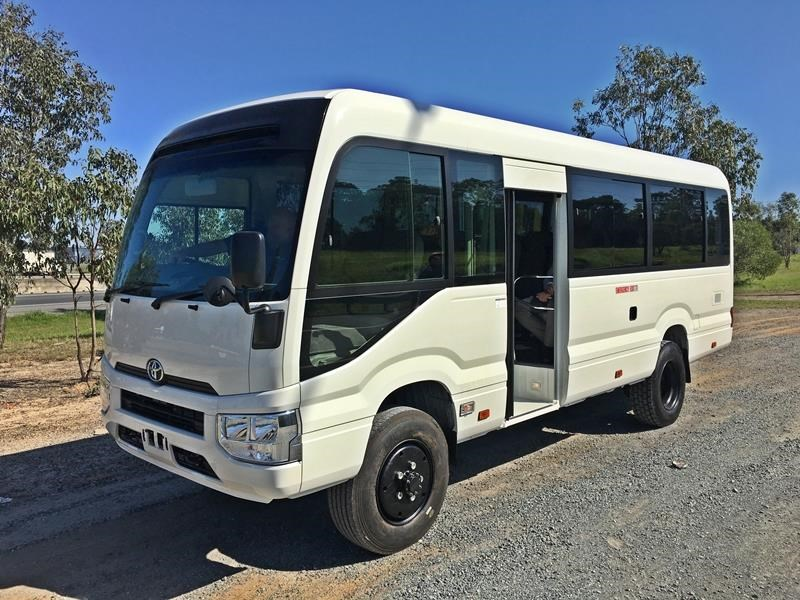toyota 2017 coaster - bus 4x4 conversion 474352 059