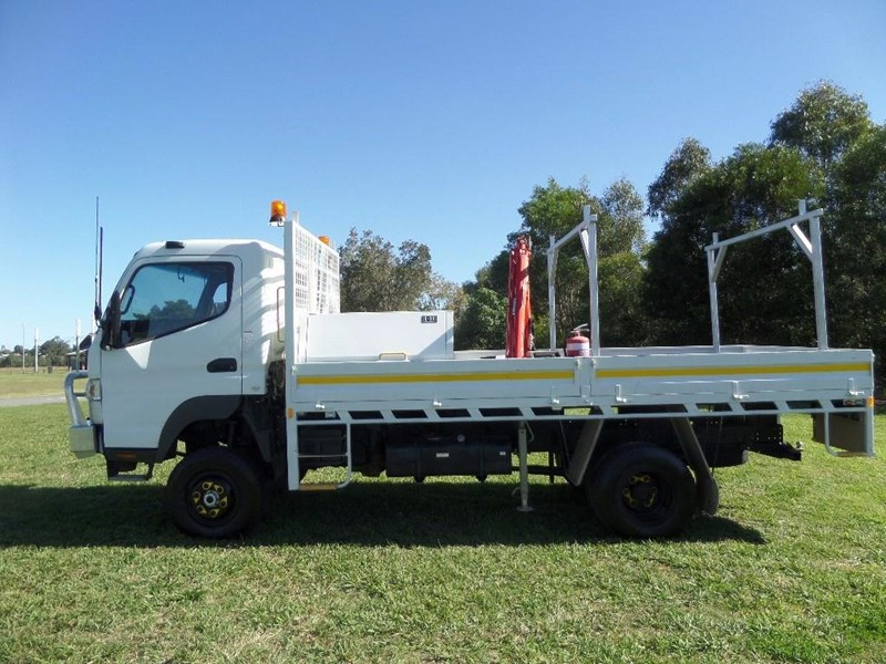 fuso canter 615 497670 007