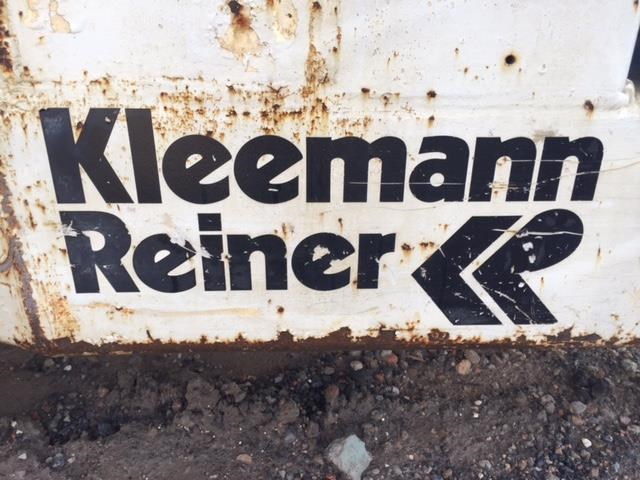 kleemann crushing & screening mobile plant 501420 043