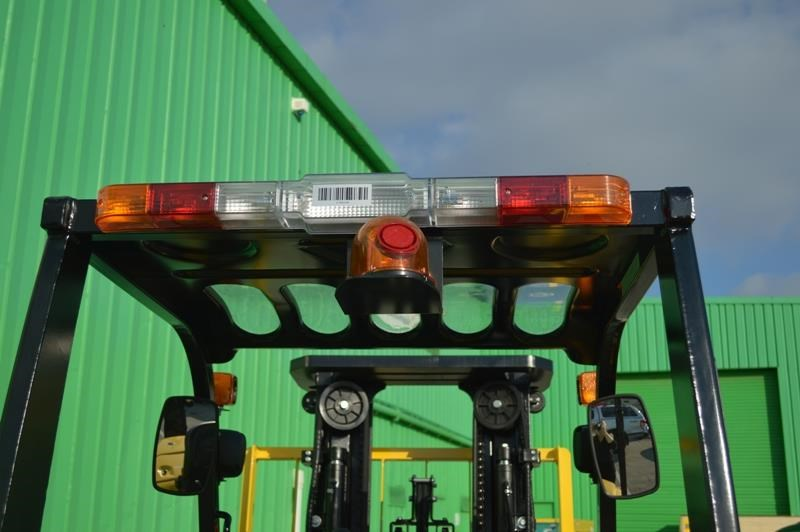 agrison 3 tonne forklift - 3 stage cont. mast - nationwide delivery 505628 025