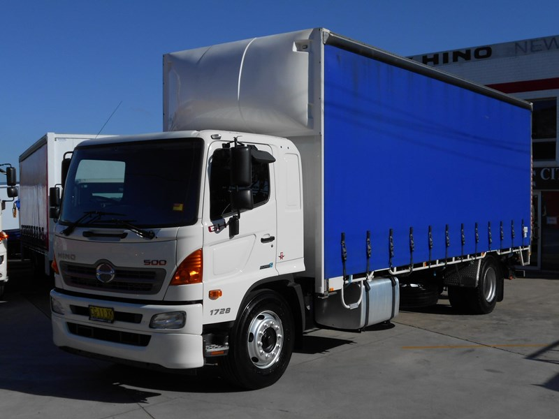 hino 500 series - gh 1727 xx-long air six 503497 001
