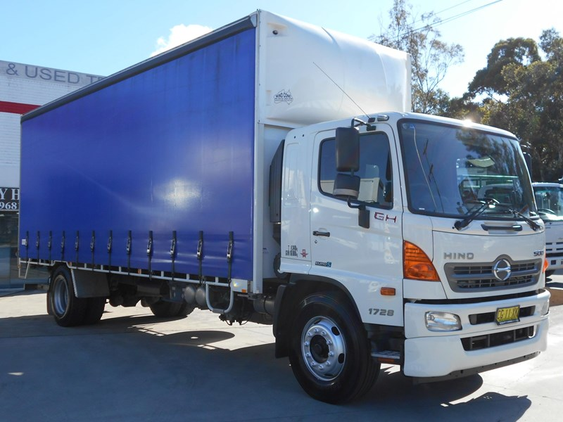hino 500 series - gh 1727 xx-long air six 503497 005