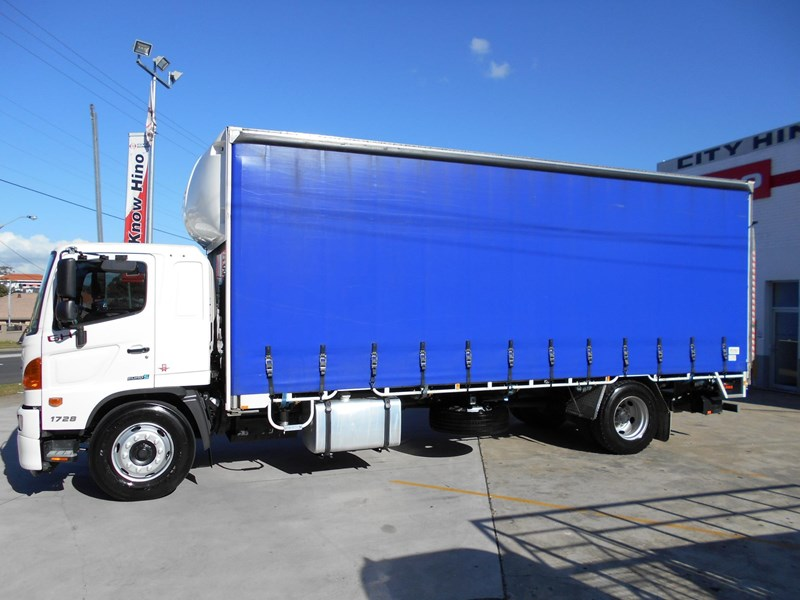 hino 500 series - gh 1727 xx-long air six 503497 013