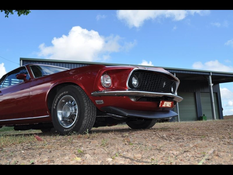 ford mustang 464227 039
