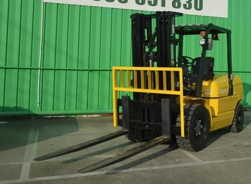 agrison 3 tonne forklift - 3 stage cont. mast - nationwide delivery 505695 005