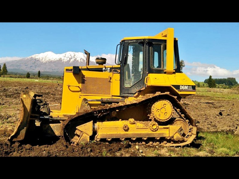 caterpillar d6m xl 463890 001