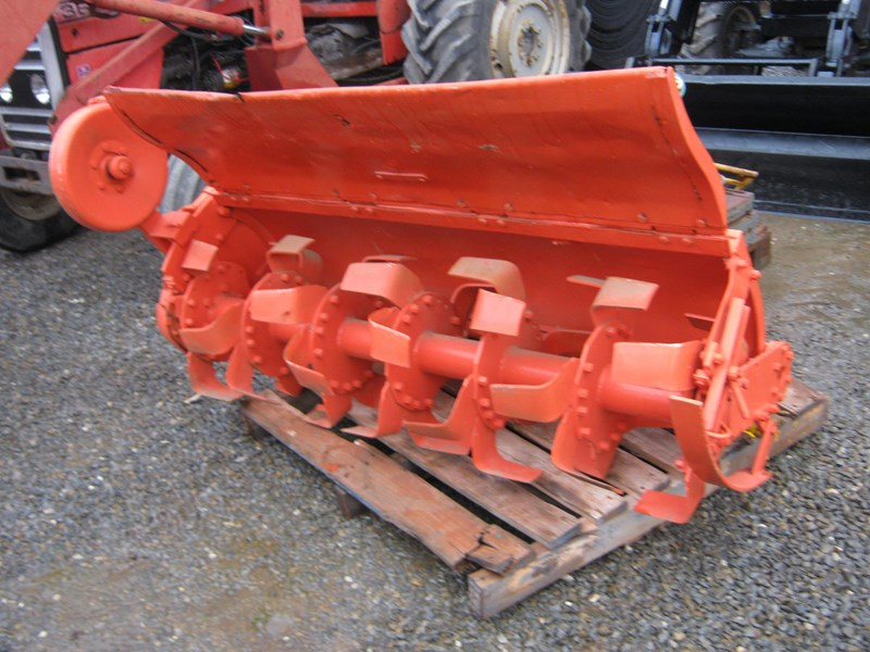 "howard series 4 60"" rotary hoe 509219 001"