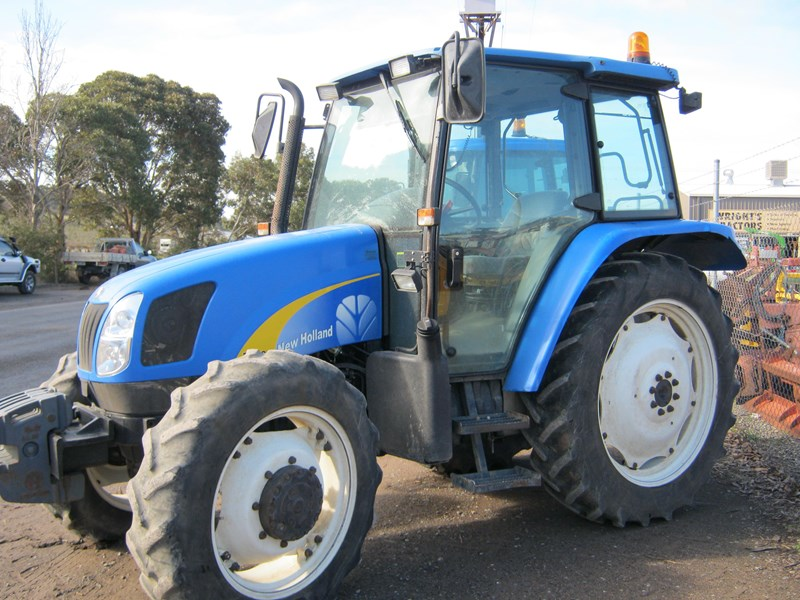 new holland tl90a tractor 510134 007