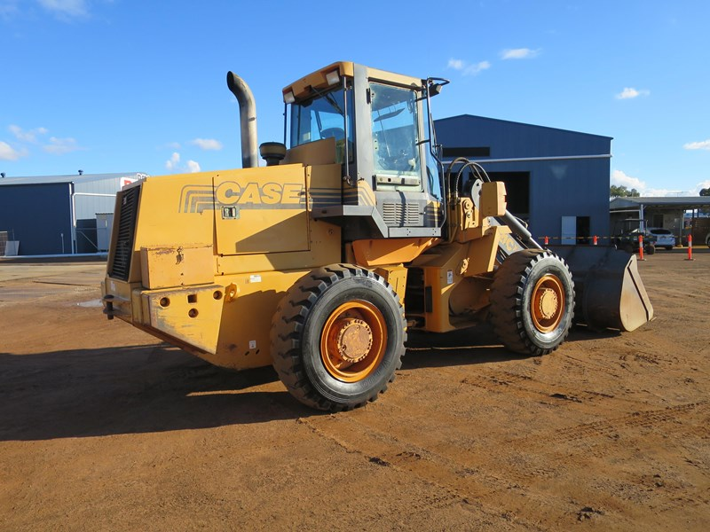 case 621c front end loader 508317 007