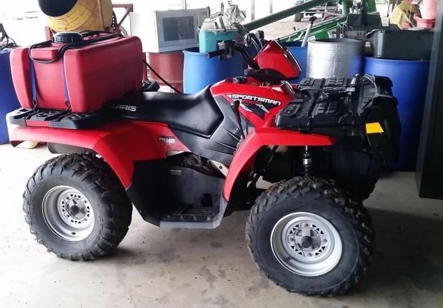 polaris sportsman 500 h.o. 517040 001