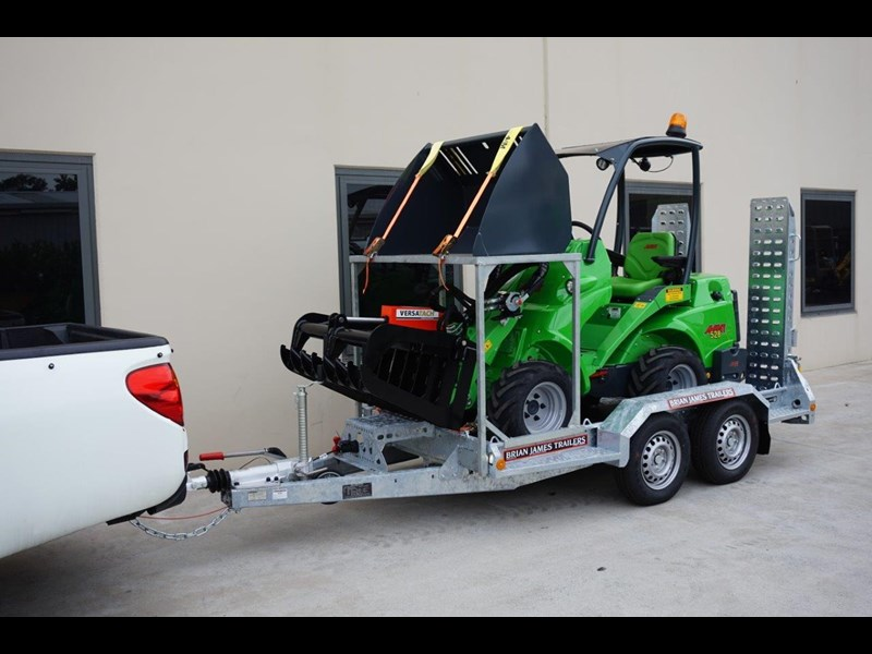 avant articulated mini loader trailer package 520176 015