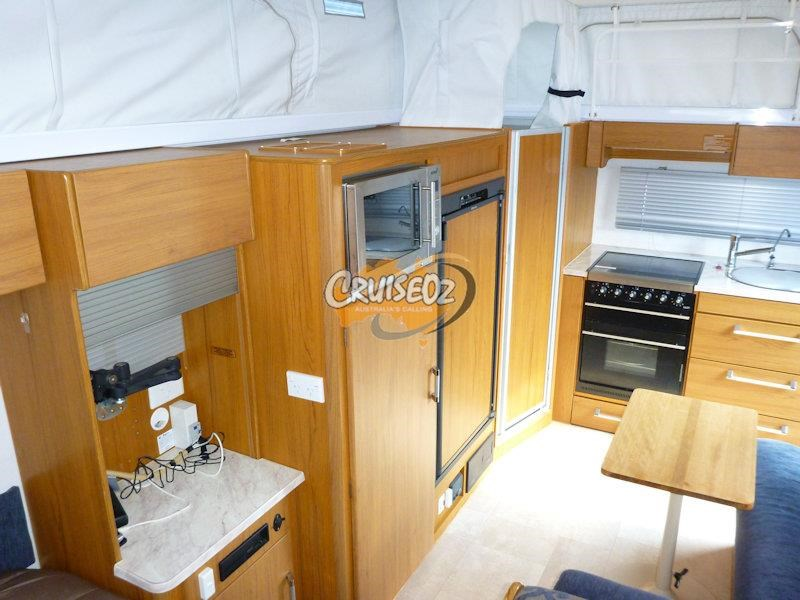 jayco sterling 17.55-4 - single beds 523263 007