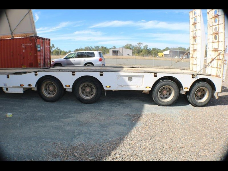richland trailers quad low loader 527805 013