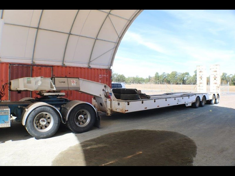richland trailers quad low loader 527805 009