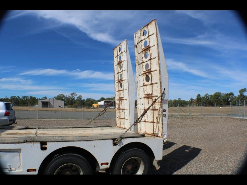 richland trailers quad low loader 527805 019