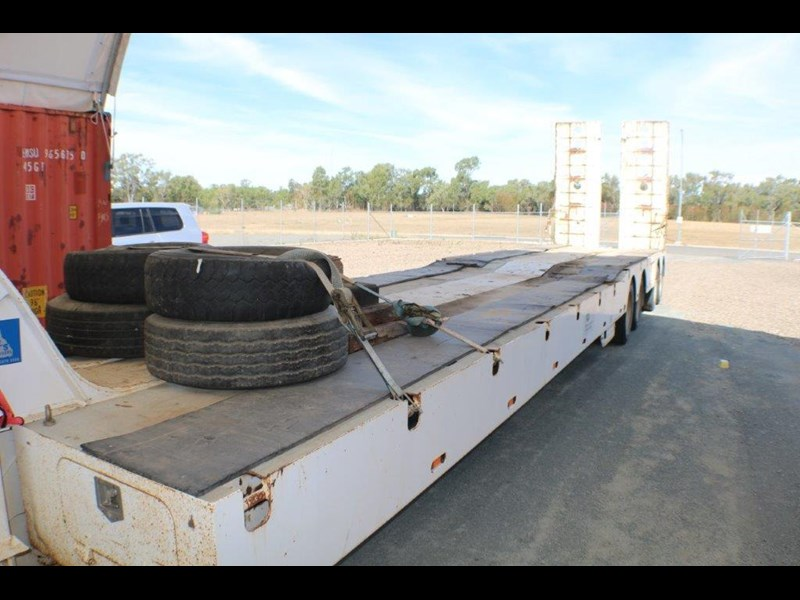 richland trailers quad low loader 527805 023