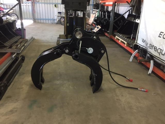 ar equipment are 3-4ton single ram grab 524221 001